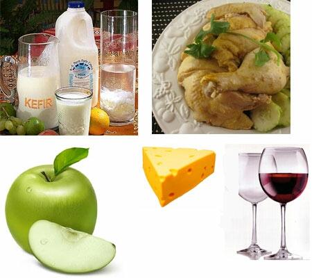 Диета Курица Сыр Яблоки. Рецепт Курица с яблоками в кефире. Калорийность, химический состав и пищевая ценность.